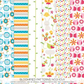 Bloomified Patterns No3 (CU)