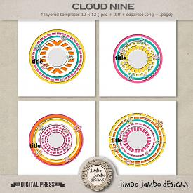 Cloud nine | Templates