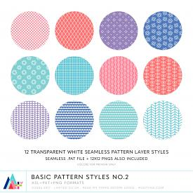 Basic Pattern Styles No.2 (CU)