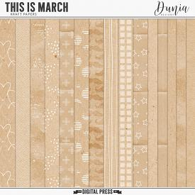 This is March | Kraft Papers