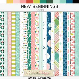 NEW BEGINNINGS | PAPERS