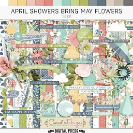 APRIL SHOWERS BRING MAY FLOWERS | KIT