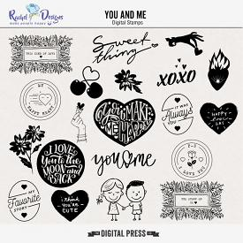 You And Me | Stamps