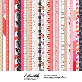 Monthly Chronicles | Wholehearted Papers