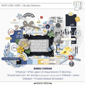 FAITH | LOVE | HOPE - Bundle Collection