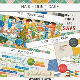HAIR - DON'T CARE | COLLECTION