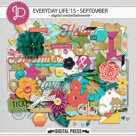 Everyday Life '15 - September | Elements