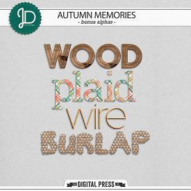 Autumn Memories | Bonus Alphas