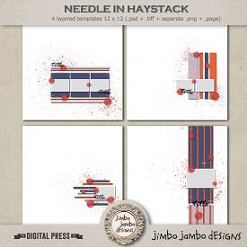 Needle in haystack | Templates