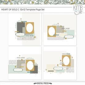 Heart of Gold :Templates