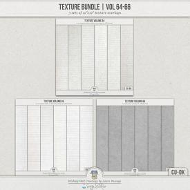 Texture Volumes 64-66 Bundle (CU)
