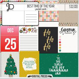 Best Time Of The Year | Pocket Cards