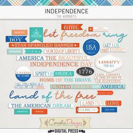 INDEPENDENCE | WORDBITS