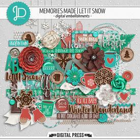 Memories Made | Let It Snow - Elements