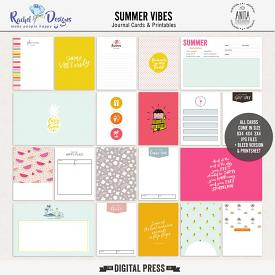 Summer Vibes - Pocket cards