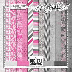 Touch of Pink | Papers