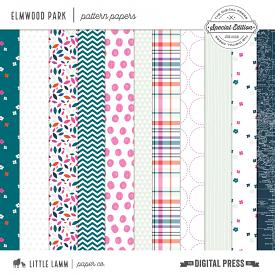 Elmwood Park│Pattern Papers