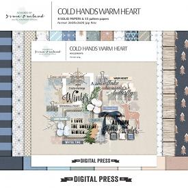 Cold hands warm heart - kit