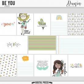 Be You | Cards
