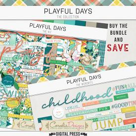 PLAYFUL DAYS | COLLECTION