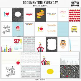 Documenting Everyday | Back to School