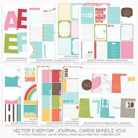 Bundle :: Everyday Journal Cards (CU)