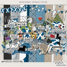 Great Escape:  Scotland | The Kit