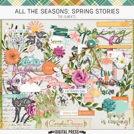 ALL THE SEASONS: SPRING STORIES | ELEMENTS