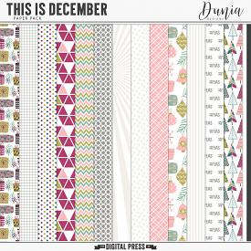 This is December | Papers