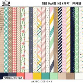 This Makes Me Happy | Papers