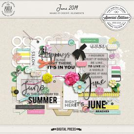 Make it Count: June 2019 | Elements