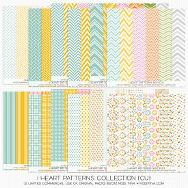 Bundle :: I Heart Patterns Collection (CU)