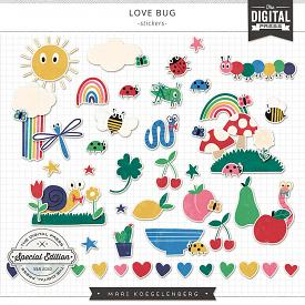 Love Bug | The Stickers