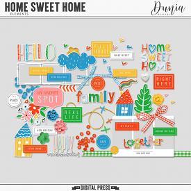 Home Sweet Home | Elements
