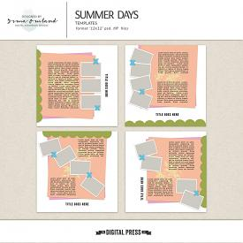 Summer Days - Templates