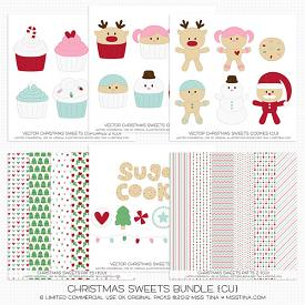 Bundle :: Christmas Sweets (CU)