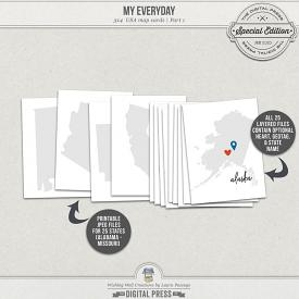 My Everyday | USA Travel Cards (Part 1)