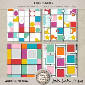 Big Bang | Templates