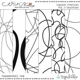 Organic Overlays Vol. 2: Scribbles (CU)