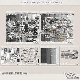 Back 2 School - Graduation | The Bundle