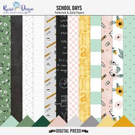 School Days   Papers