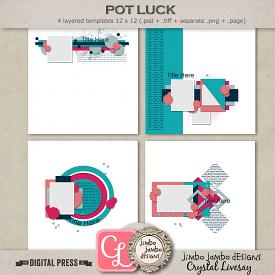 Pot luck collab | Templates
