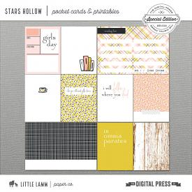 Stars Hollow | Pocket Cards & Printables