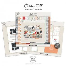 Make it count: October 2018 | collection