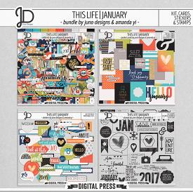 This Life | January - Bundle