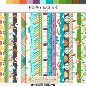 HOPPY EASTER | PAPERS
