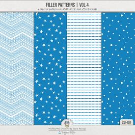 Filler Patterns Volume 4 (CU)