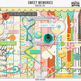 Sweet Memories - Kit