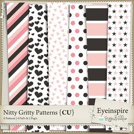 Nitty Gritty Patterns