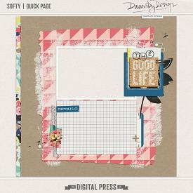 Softy | Quick Page